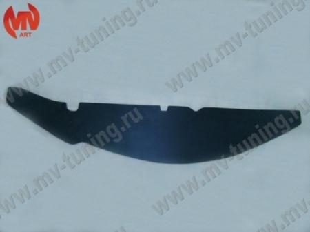 АБС-пластик Декоративная защита бампера  Lancer IX стиль EVO
